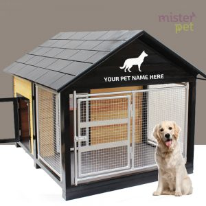 dog house with ac uae