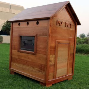 Wooden Pet House in Dubai UAe (3)