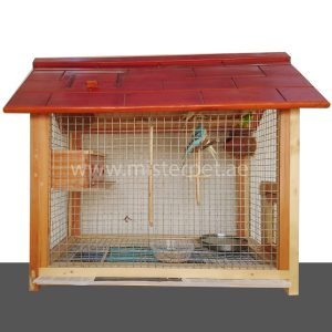 Wooden Bird Cage for sale in uae