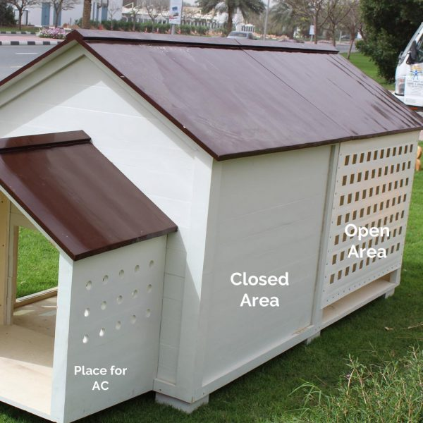 Dog House With AC ajman
