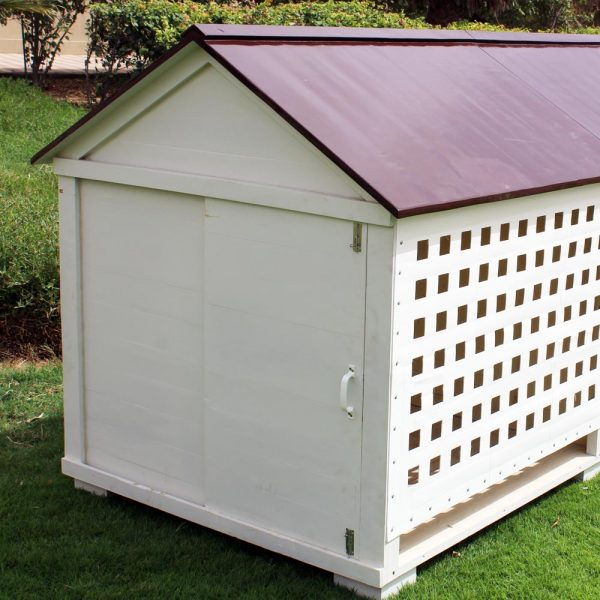 Dog House With AC al ain