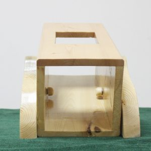 Wood Hamster Seesaw