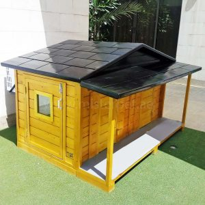 Outdoor Dog House Dubai