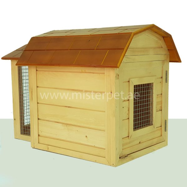 indoor wooden dog house dubai