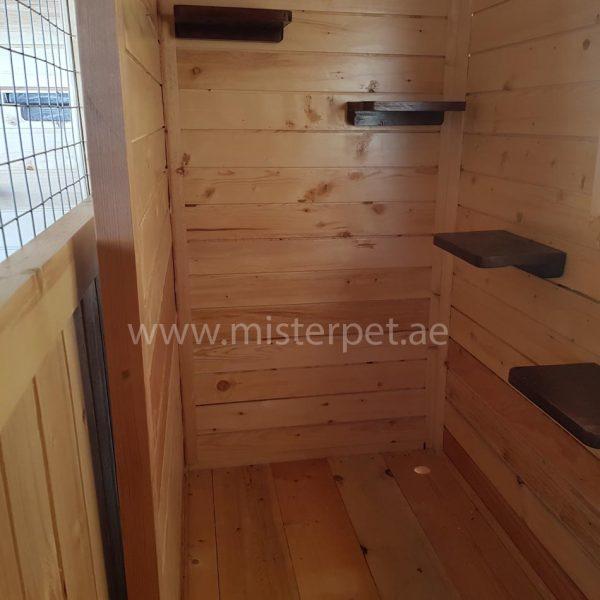 Cat House With AC abu dhabi (1)