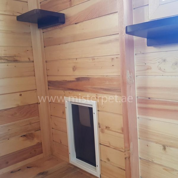 Cat House With AC abu dhabi (2)