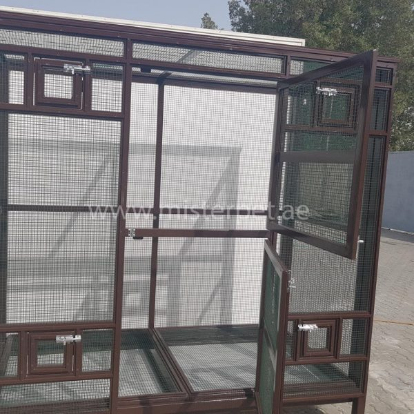 steel bird cage for sale
